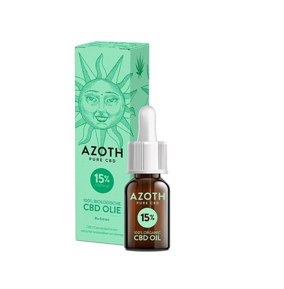 CBD oil Azoth 10 ml 1500 mg CBD