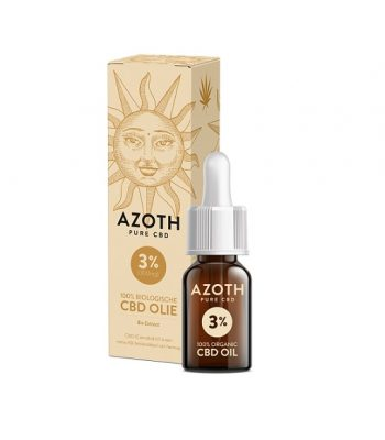 CBD oil Azoth 10 ml 300 mg CBD
