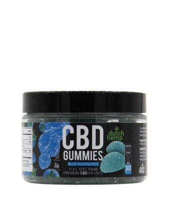 CBD gummies – Dutch Hemp – 750 mg full-spectrum CBD