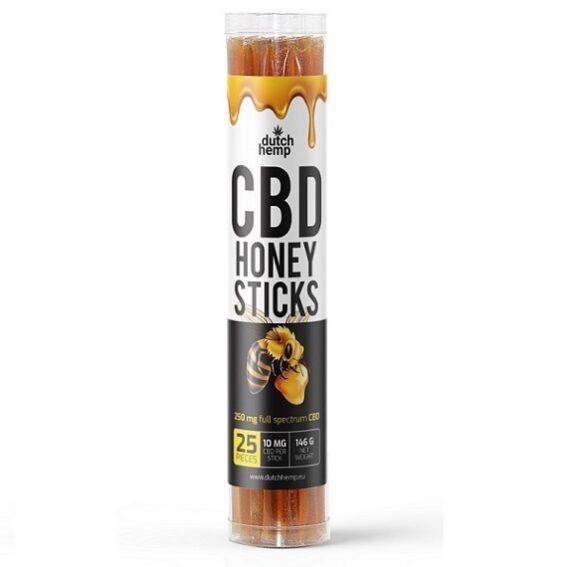 Dutch Hemp CBD honey sticks